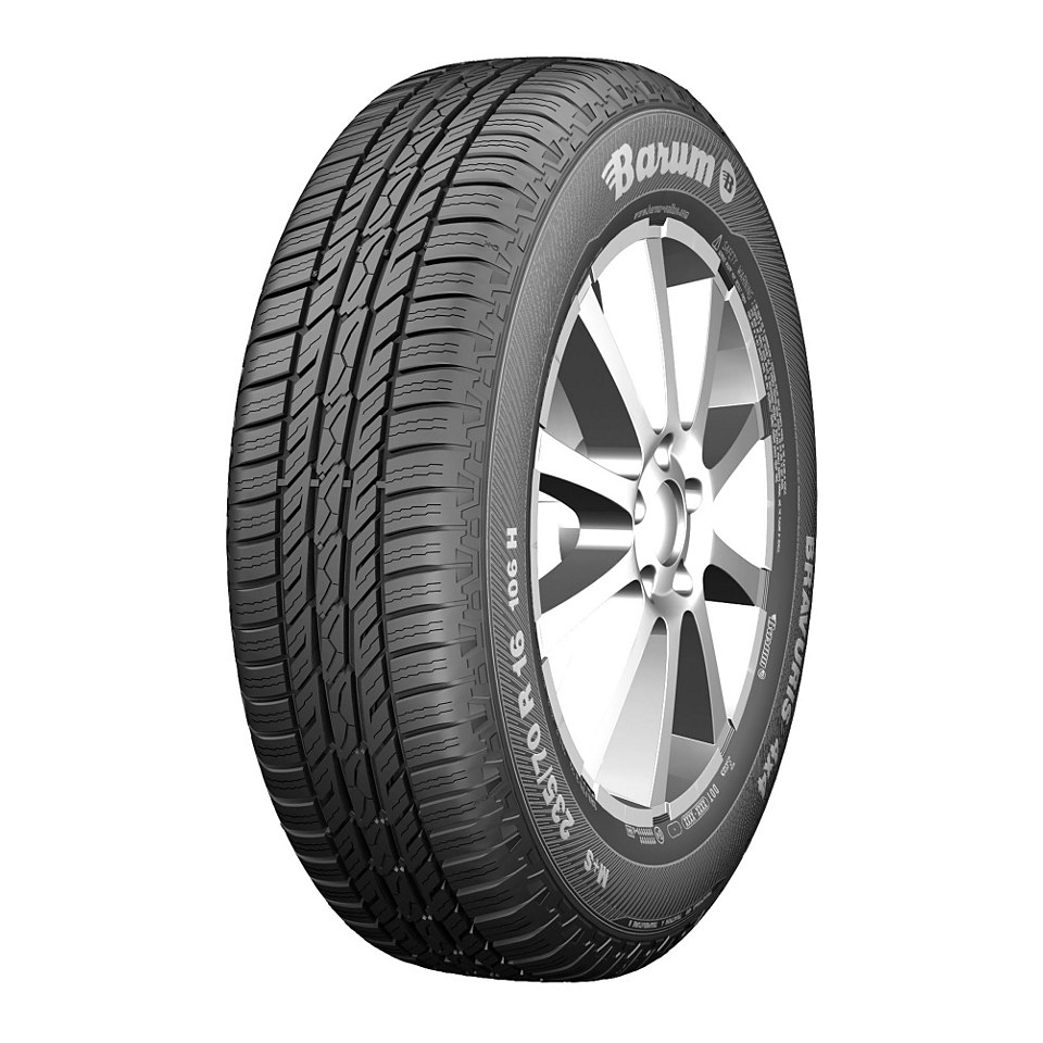 225/65R17 102H Bravuris 4x4 Barum