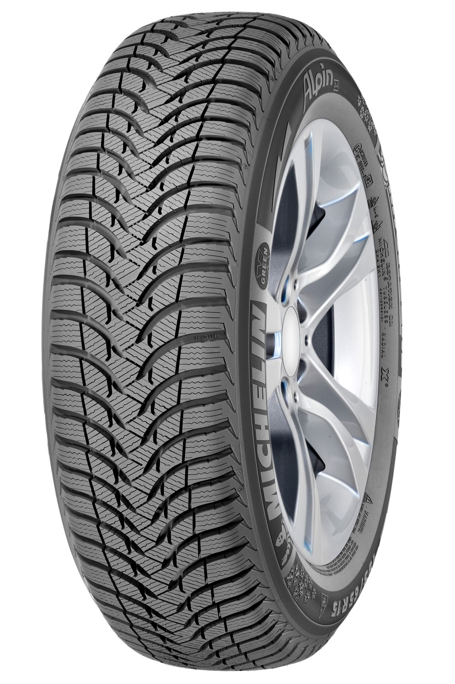 215/55R17 98V Alpin A4 XL Michelin