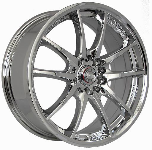Диски - Zorat Wheels 969 HCH