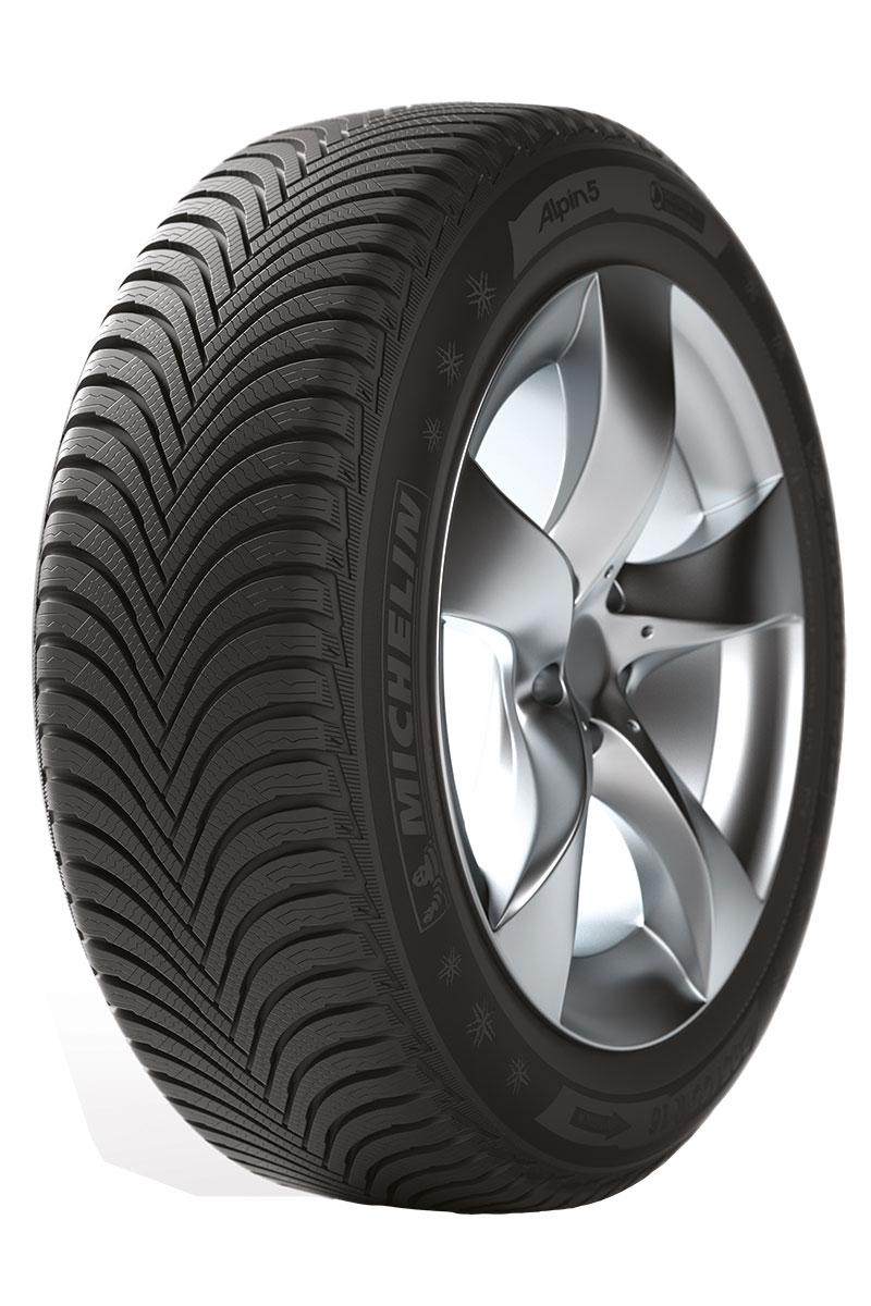215/60R17 100H Alpin A5 XL Michelin