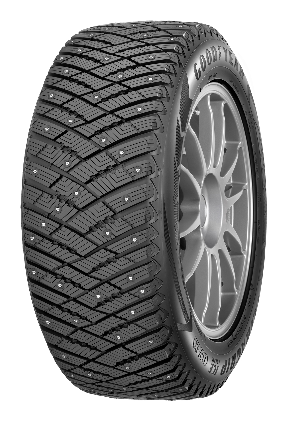 Шины - GoodYear Ultra Grip Ice Arctic Suv