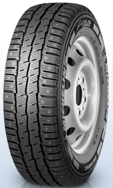 225/70R15C шип 112R Agilis X-ICE North Michelin