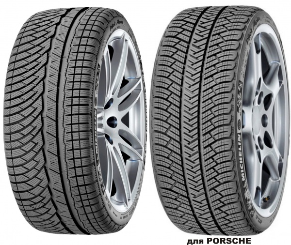 235/55R17 103H Pilot Alpin PA4 Michelin