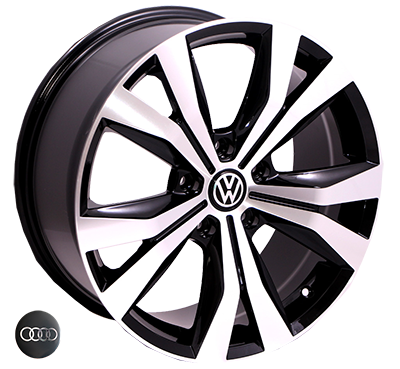 Диски - Zorat Wheels BK526 BP