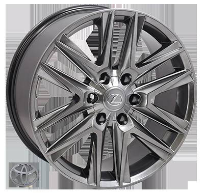 Диски - Zorat Wheels BK874 HB
