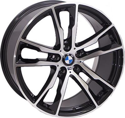 Диски - Zorat Wheels BK5053 BP