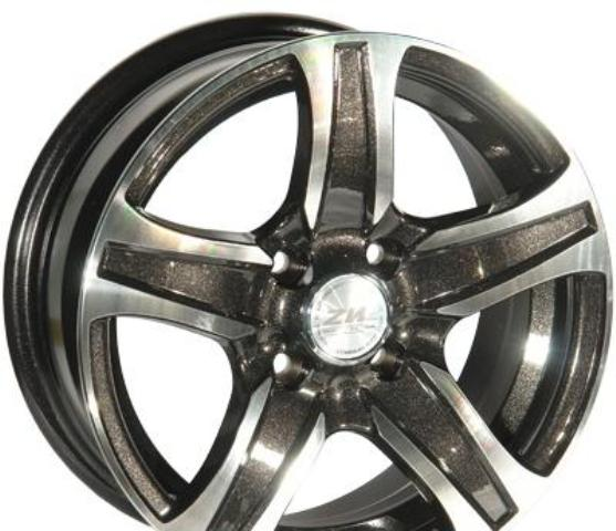 Диски - Zorat Wheels 337 BEP