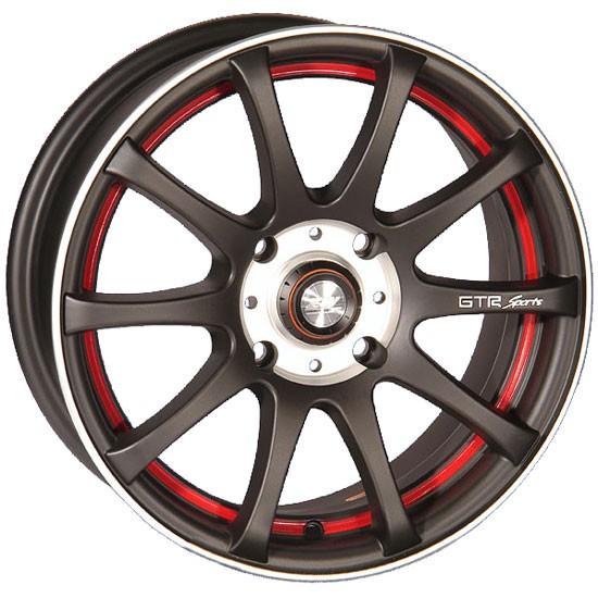 Диски - Zorat Wheels 355 R B6Z-M