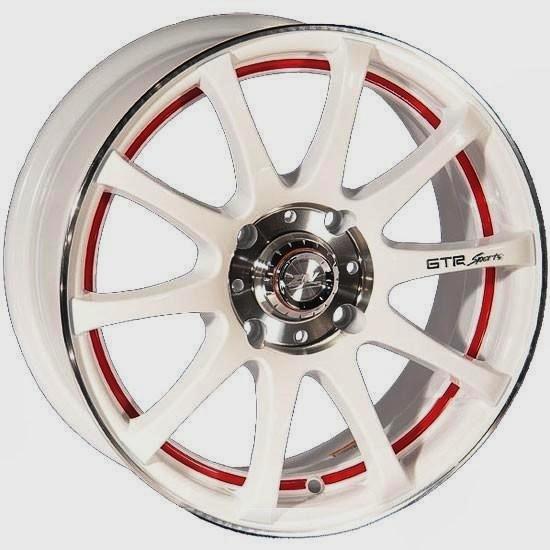 Диски - Zorat Wheels 355 R W6Z