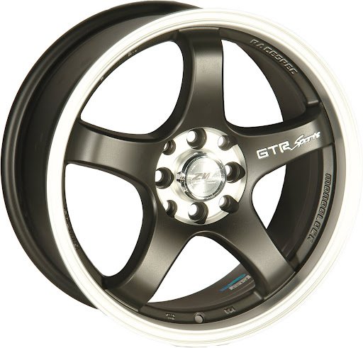 Диски - Zorat Wheels 391A B6W Z-M