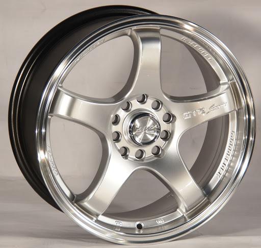 Диски - Zorat Wheels 391A HSLP