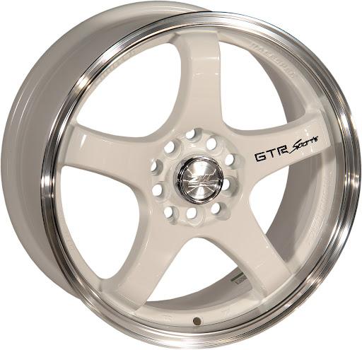 Диски - Zorat Wheels 391A WLPB Z