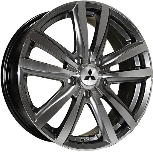 Диски - Zorat Wheels 7306 HBP