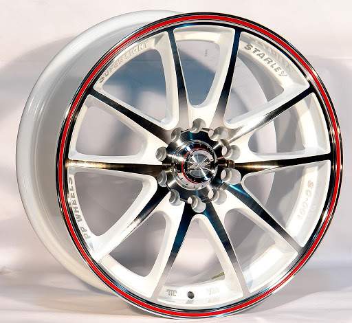 Диски - Zorat Wheels 969 RL WPX