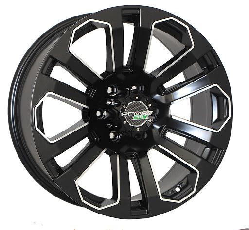 Диски - Zorat Wheels D6032 MU4B