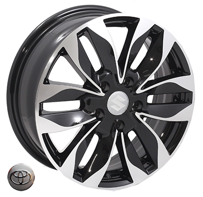 Диски - Zorat Wheels D6063 MB