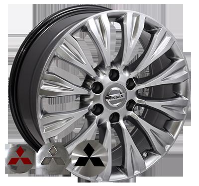 Диски - Zorat Wheels D9051 HB