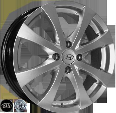 Диски - Zorat Wheels 7345 HS