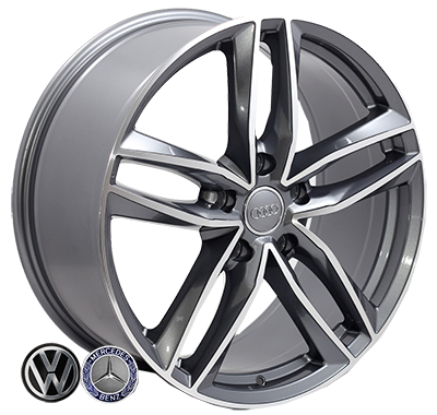 Диски - Zorat Wheels BK690 GP