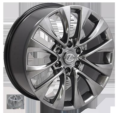 Диски - Zorat Wheels BK794 HB