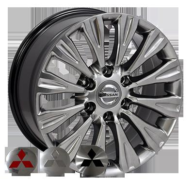 Диски - Zorat Wheels BK812 HB