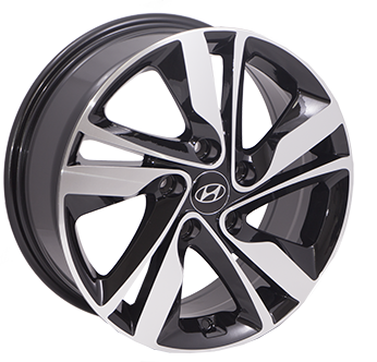 Диски - Zorat Wheels BK813 BP
