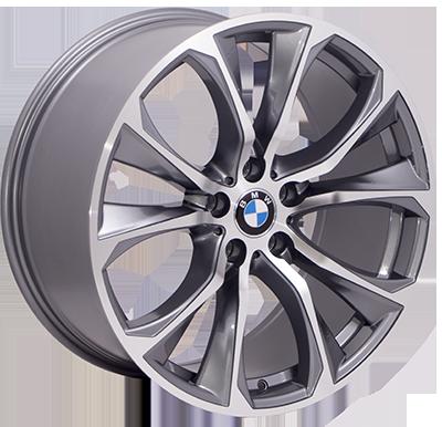 Диски - Zorat Wheels BK923 GP