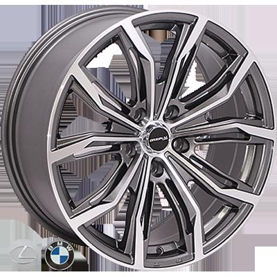 Диски - Zorat Wheels 2747 MKP