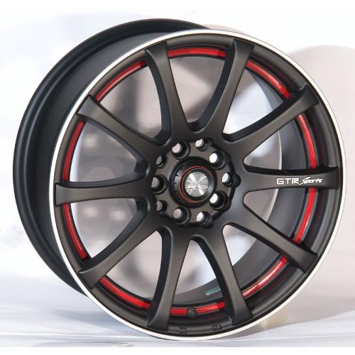 Диски - Zorat Wheels 355 R BLPZ-M