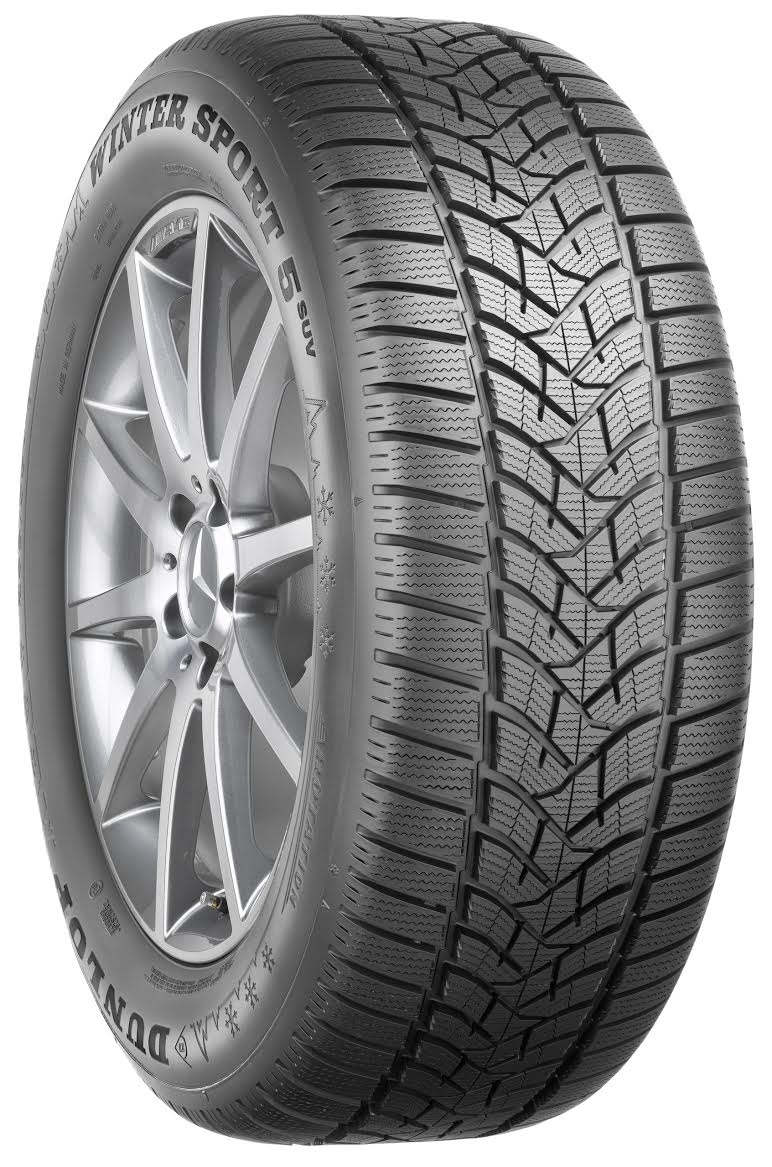 Шины - Dunlop Winter Sport 5 SUV