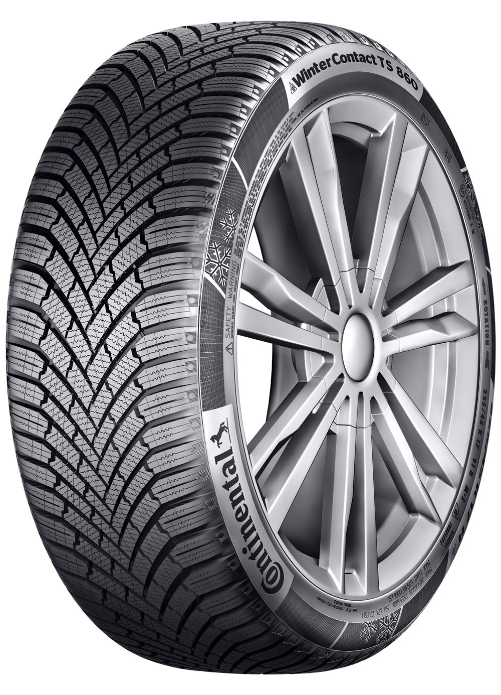 195/65R15 91T ContiWinterContact TS 860 Continental