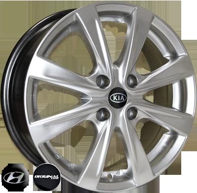 Диски - Zorat Wheels 7309 HS