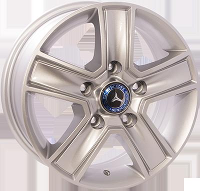 Диски - Zorat Wheels BK473 S