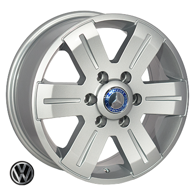 Диски - Zorat Wheels BK562 S