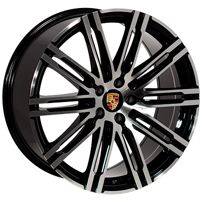 Диски - Zorat Wheels BK841 BP