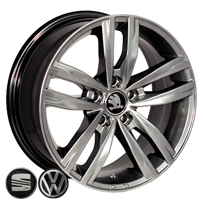Диски - Zorat Wheels D7004 HB