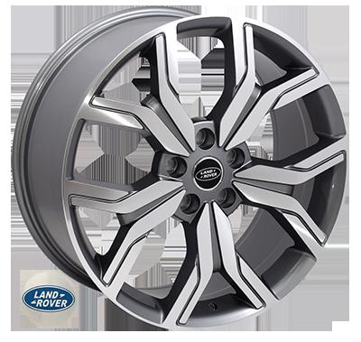 Диски - Zorat Wheels LA5214 MGRA