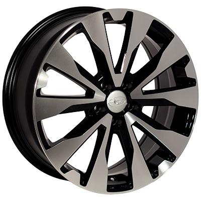 Диски - Zorat Wheels 7727 BP
