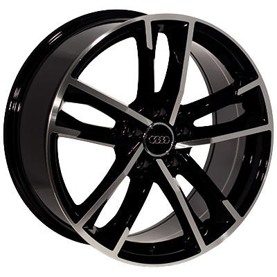 Диски - Zorat Wheels BK5126 BP