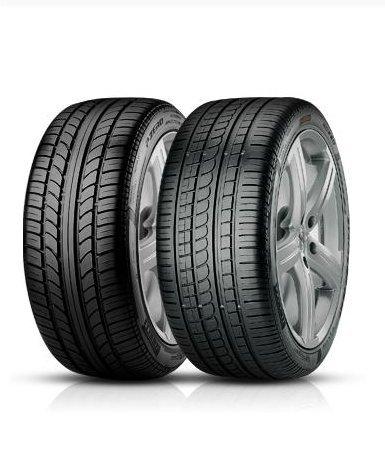 Шины - Pirelli PZero Rosso
