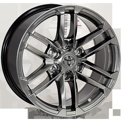 Диски - Zorat Wheels BK5049 HB