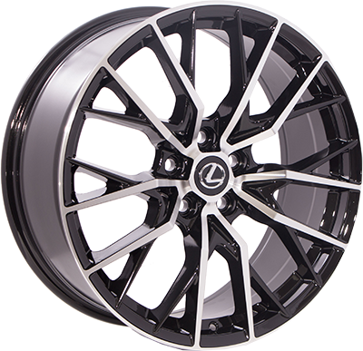 Диски - Zorat Wheels BK5137 BP