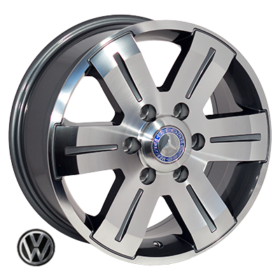 Диски - Zorat Wheels BK562 GP