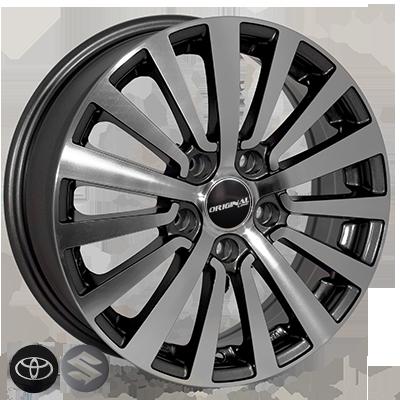 Диски - Zorat Wheels 7448 MKP