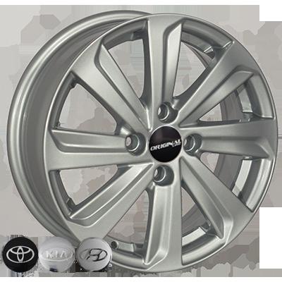 Диски - Zorat Wheels BK736 S