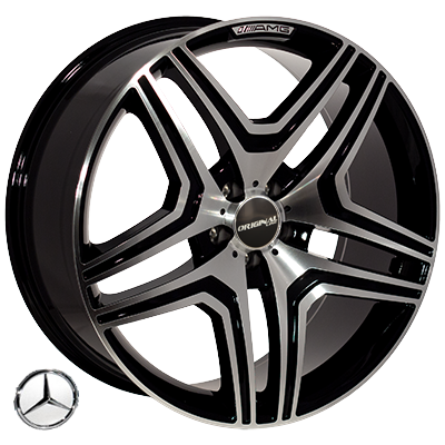 Диски - Zorat Wheels BK206 BP