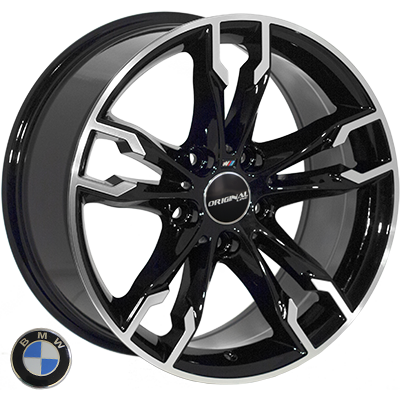 Диски - Zorat Wheels BK5255 BP
