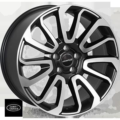 Диски - Zorat Wheels BK5321 MattBP