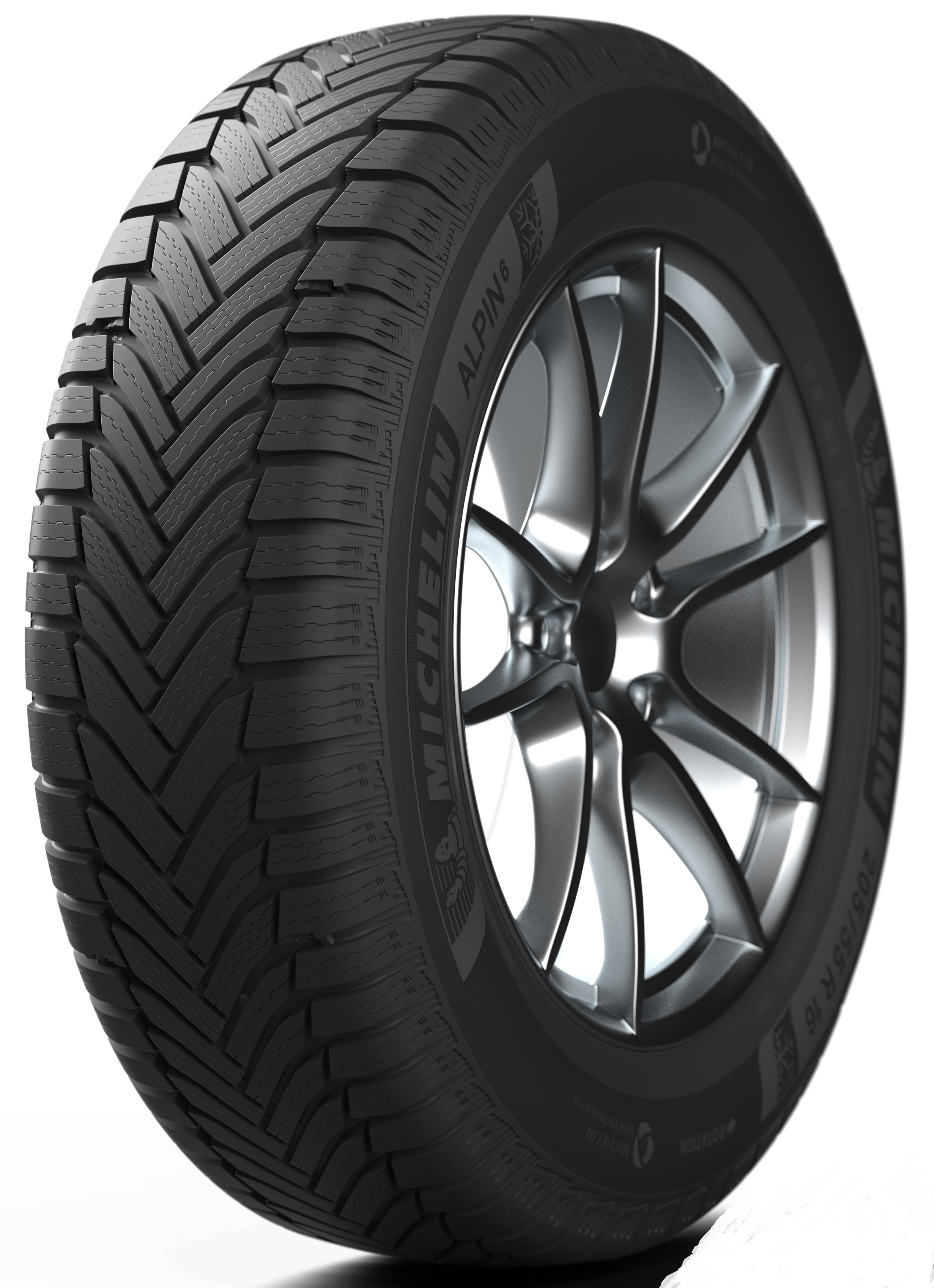 Шины - Michelin Alpin A6