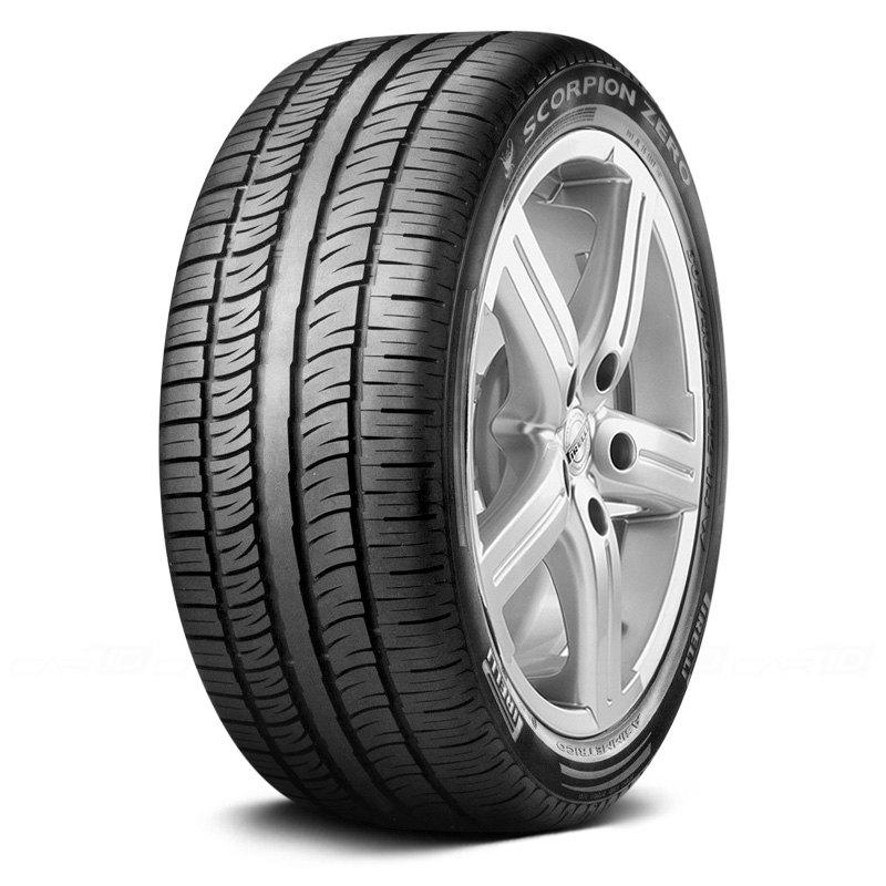 Шины - Pirelli Scorpion Zero Asimmetrico